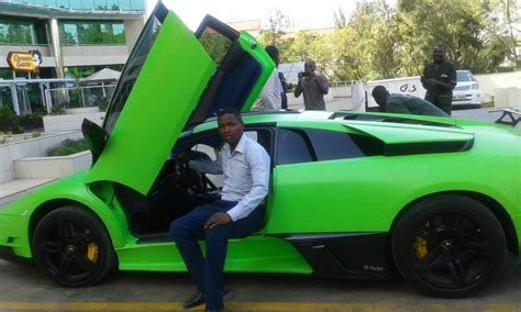 The cars were known for their design beauty and for their many race victories. Kenyan celebrities driving most expensive cars