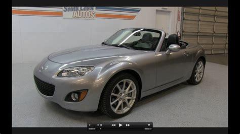 2010 Mazda Mx-5 (miata) Grand Touring Start Up, Exhaust