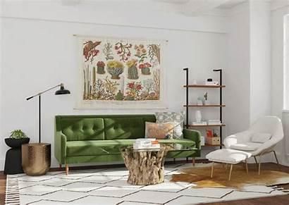 Rustic Modern Furniture Elements Organic Colors Shape