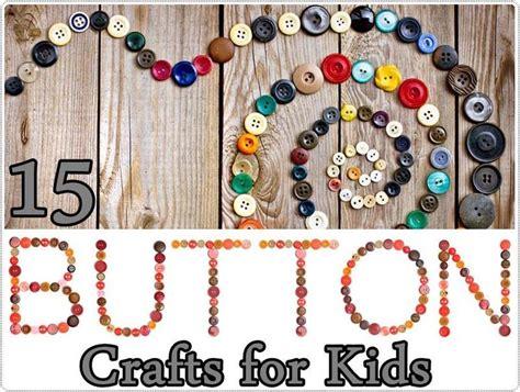 button crafts ideas 15 button crafts for inhabitots 1195