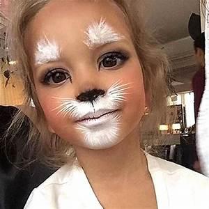 Meerjungfrau Kostüm Selber Machen : l wen kost m selber machen kost m idee zu karneval halloween fasching kinderschminken f r ~ Frokenaadalensverden.com Haus und Dekorationen