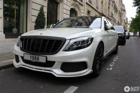 2016 mercedes maybach s600 brabus 900hp! Mercedes-Maybach Brabus 900 Rocket - 18 May 2016 - Autogespot