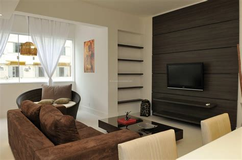 Living Room With American Kitchen by Luxus Appartement In De Janeiro Copacabana Objekt Nr