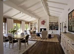 Jennifer Aniston & Justin Theroux's Cozy Rental House ...