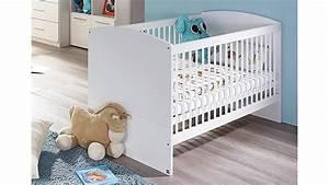 Babyzimmer Weiß Hochglanz : babybett manja babyzimmer in wei hochglanz 70x140 cm ~ Indierocktalk.com Haus und Dekorationen