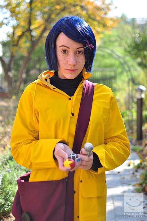 Coraline Cosplay By ~galaxeys On Deviantart Coraline