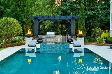 5 Luxury Swimming Pool Trends  Georgia Pools South