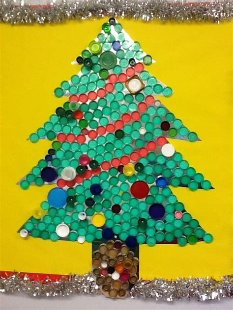 bottle top christmas tree whitehall private school