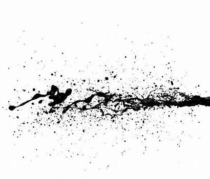 Splash Photoshop Ink Brushes Splatter Picsart Abr
