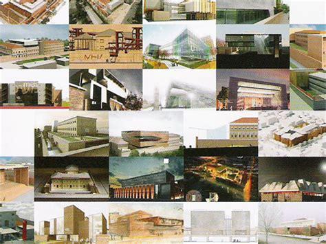 architettura   musei inaugurazione della mostra dei
