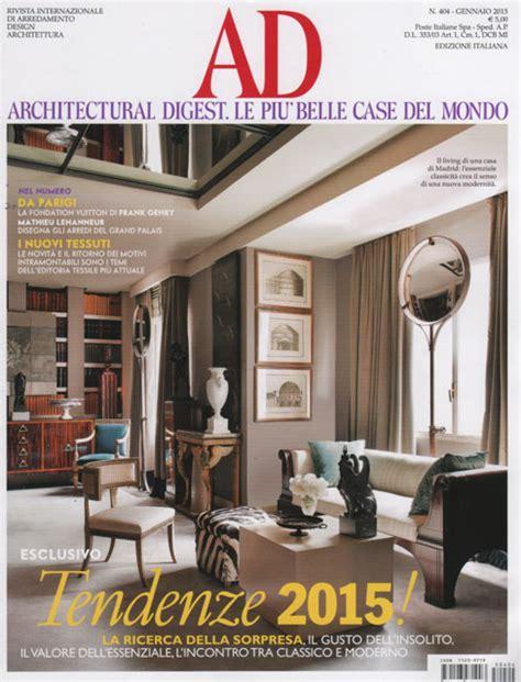 la presse parle de maison ad italie janvier 2015 texte mazzoti photos felix forest