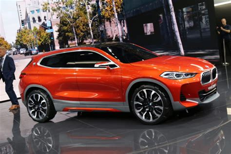 X2 Concept by New Bmw Concept X2 Photos Live From 2016 Auto Show