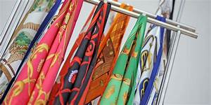 Hermes Scarf App Teaches You A Zillion Ways To Tie Scarves  Video