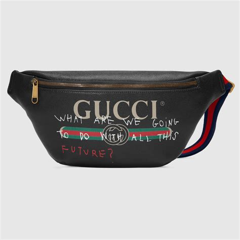 gucci coco capitan logo belt bag gucci womens belt bags