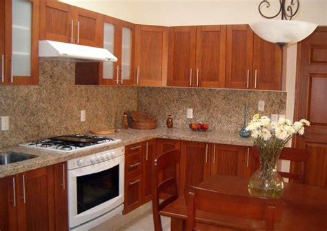 imagenes de cocinas pequenas pero bonitas  granito buscar  google  imagenes