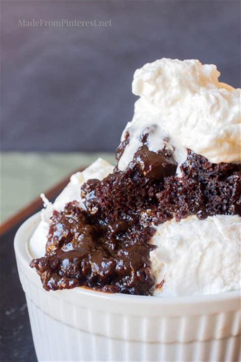 easy molten chocolate lava cake tgif  grandma  fun