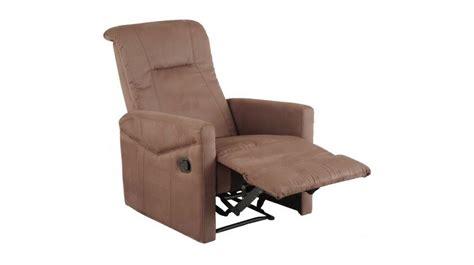 fauteuil de relaxation manuel confortable fauteuil relax pas cher