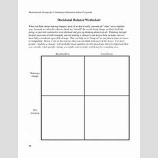 20 Best Images Of Printable Substance Abuse Worksheets  Substance Abuse Addiction Worksheet