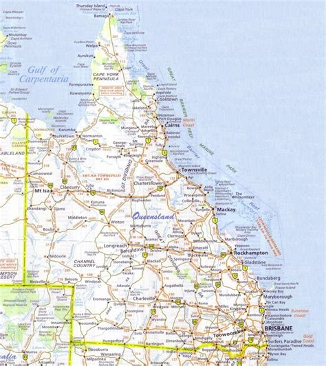 index  mapsqld maps