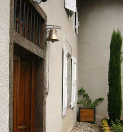 cloche porte d entree entrance door bell or gate bell in genuine bronze