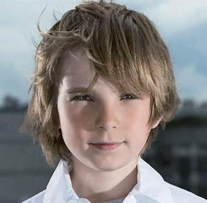 Coupe De Cheveux Pour Enfant : coupe de cheveux long pour garcon ~ Dode.kayakingforconservation.com Idées de Décoration