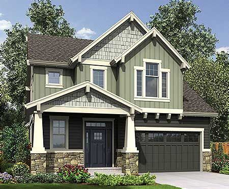 plan  deceptively spacious craftsman house plan