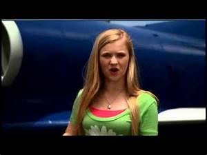"Sierra McCormick and Cameron Boyce talk ""Planes"" - YouTube"