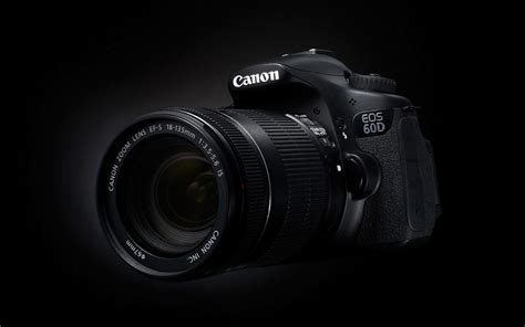 Canon Eos 60d Dslr Hd Wallpaper