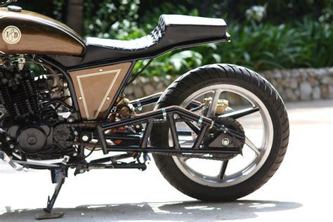 tool box bajaj pulsar bobber by j d custom co bikebound