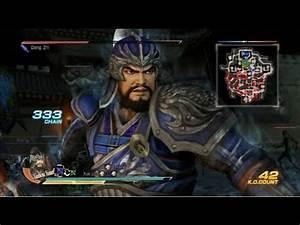 Dynasty Warriors 8: Xtreme Legends - Xiahou Yuan 6 Star ...