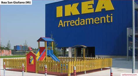 Sarba Spa Firma Un Parco Giochi Ikea Su Due In Italia