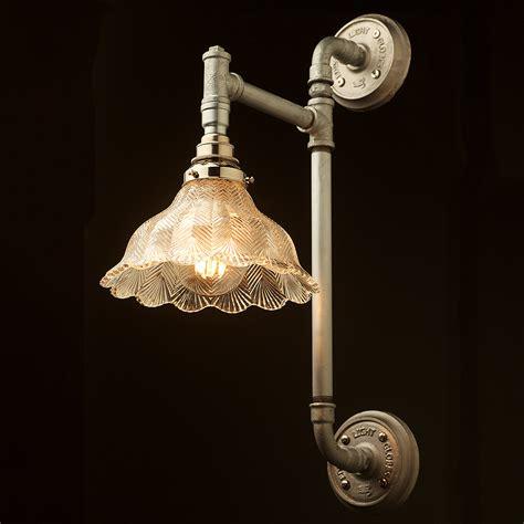 wall mount pipe light shade edison light globes pty ltd
