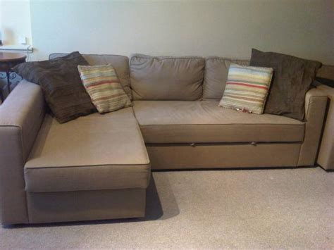 Ikea Pull Out Loveseat by Ikea Easy Pull Out Sofa Bed Maple Bay Cowichan