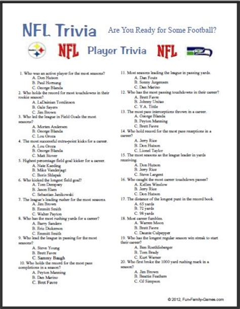 nfl mega fan quiz bible wisdom comes straight from the inspired word of god