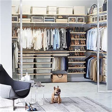 elfa wall units shelving systems shelf ideas  container store