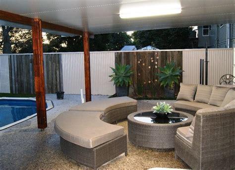 Outdoor Entertainment Area (backyard)  Ideas For The