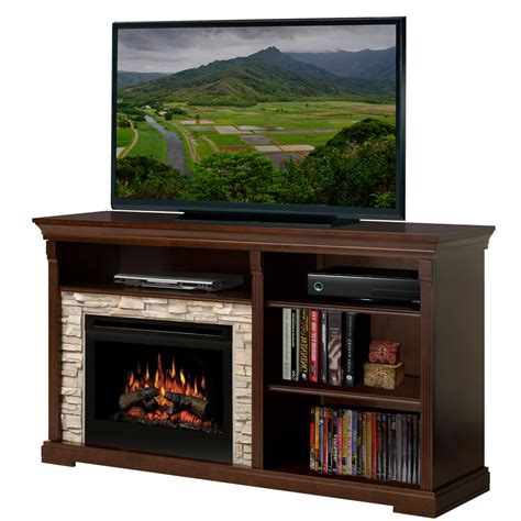 dimplex edgewood electric fireplace media console