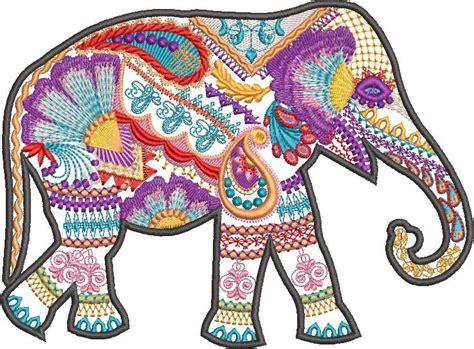 wild   machine embroidery designs