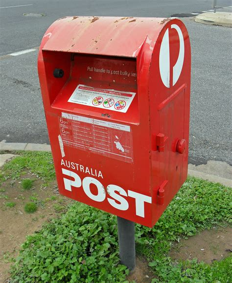 Fileaustralia Post Boxjpg  Wikimedia Commons