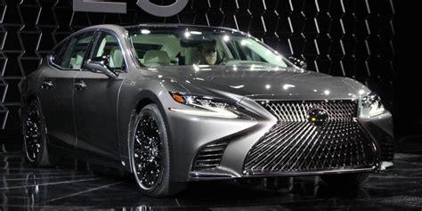 lexus ls    twin turbo  driving