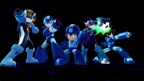 Mega Man Character Mmkb The Mega Man Knowledge Base