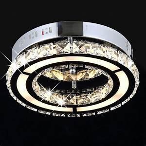 Led Deckenleuchte Kristall : 12w led kristall deckenleuchte leuchte deckenlampe lampe deckenlicht beleuchtung eur 54 90 ~ Orissabook.com Haus und Dekorationen