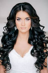 Most Beautiful Bridal Wedding Hairstyles For Long Hair HairzStyle Com : HairzStyle
