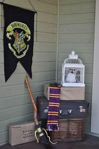 Harry Potter Decoration : harry potter birthday party ideas photo 7 of 65 catch ~ Dode.kayakingforconservation.com Idées de Décoration