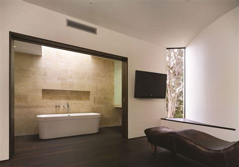 Modern Ideas For Bathroom Walls by Point Dume Residence Architected By Griffin Enright