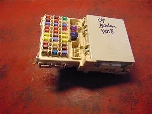 02 03 04 Toyota Avalon Interior Fuse Box Mpx Body Control