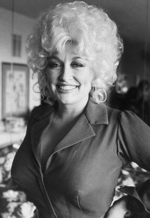 Dolly Parton, March 1983. by Doig, Douglas at Science and