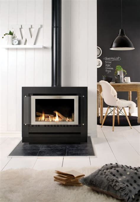 Sapphire Gas Log Flame Fire (Console)   Crown Group Pty