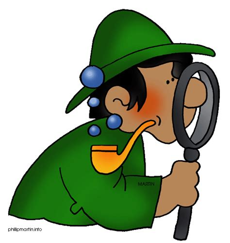 Detective Clip Detective Clipart Free Clipart Panda Free Clipart Images
