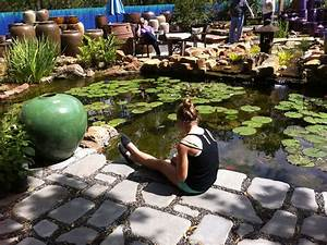 Ponds, A, Place, Of, Relaxation, And, Inspiration